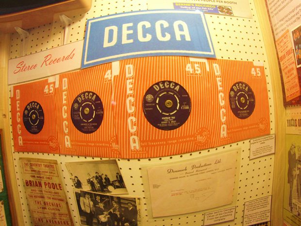 The 60's Sound Booth