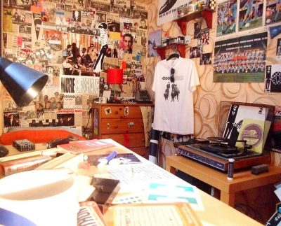 The Rude Boy's Bedroom